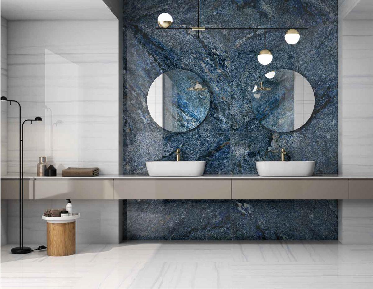 120x120 cm bahia azul glans topkwaliteit spaans tegels