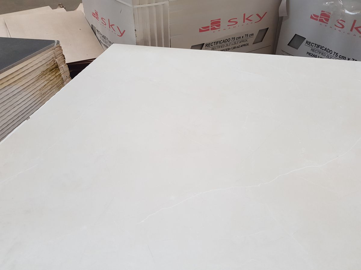 120x120 cm tekali crema