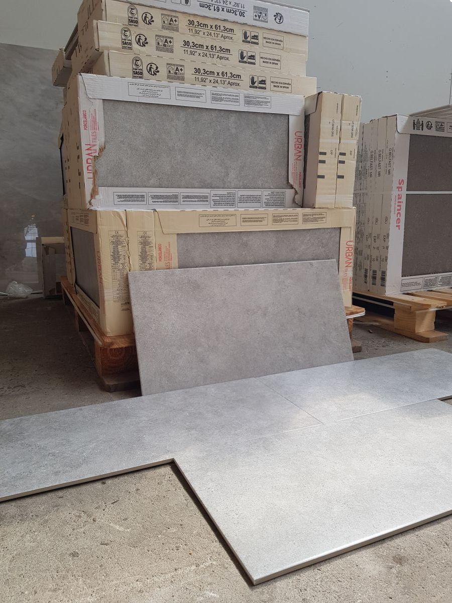 30x60 cm sena gris