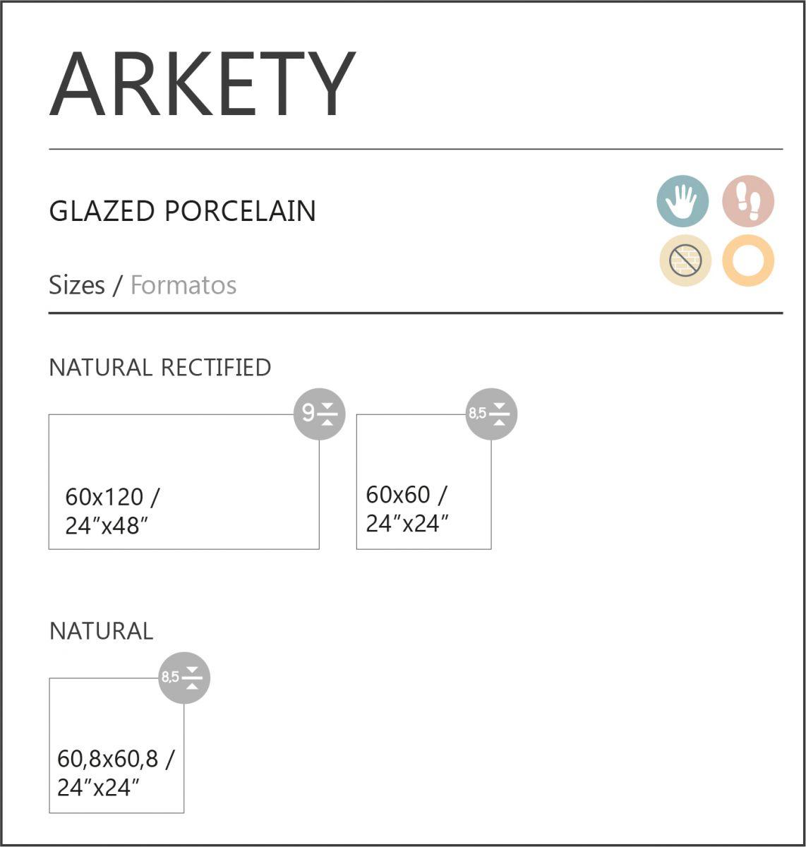 60x120 cm arkety gris topkwaliteit spaans tegels