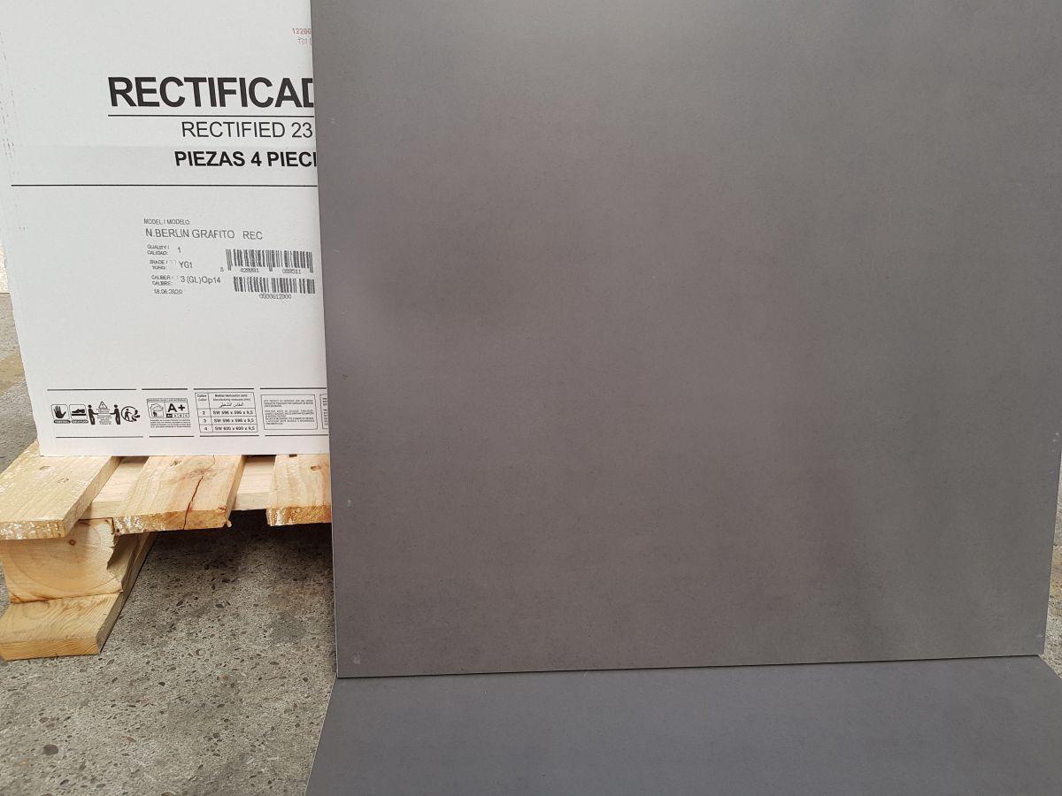 60x60 cm berlin grafito