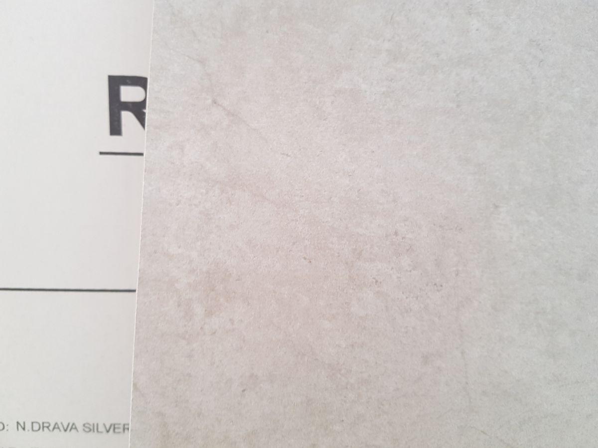 60x60 cm drava silver