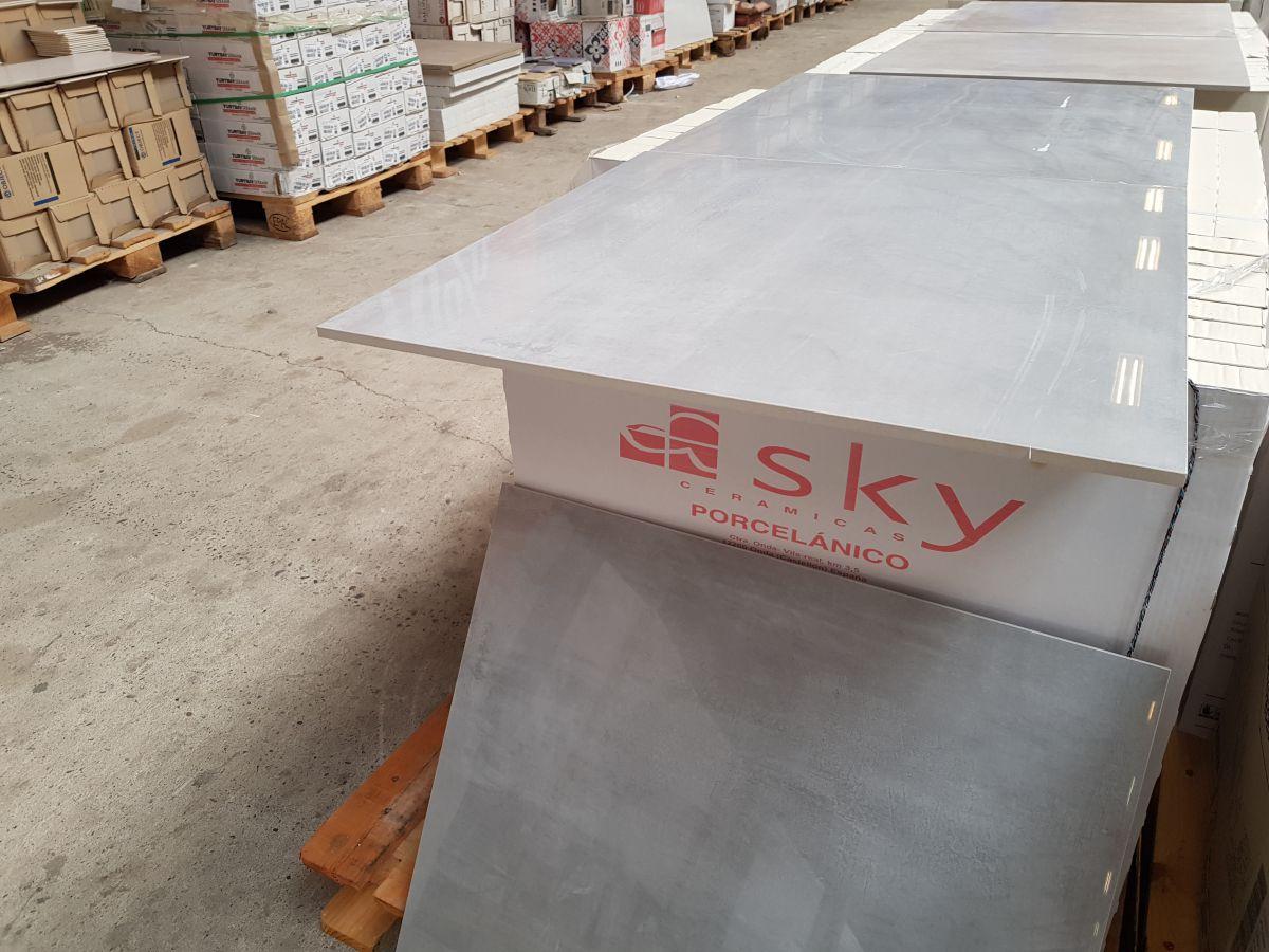 60x60 cm elder gris