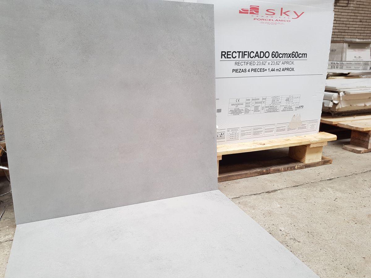 60x60 cm ziro gris