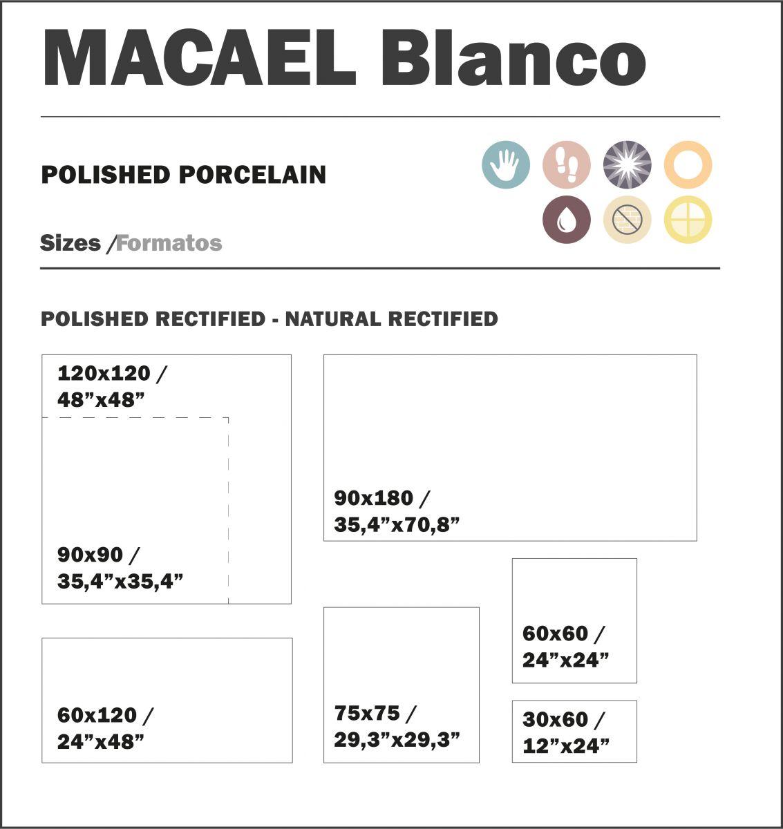 90x180 cm macael blanco topkwaliteit spaans tegels