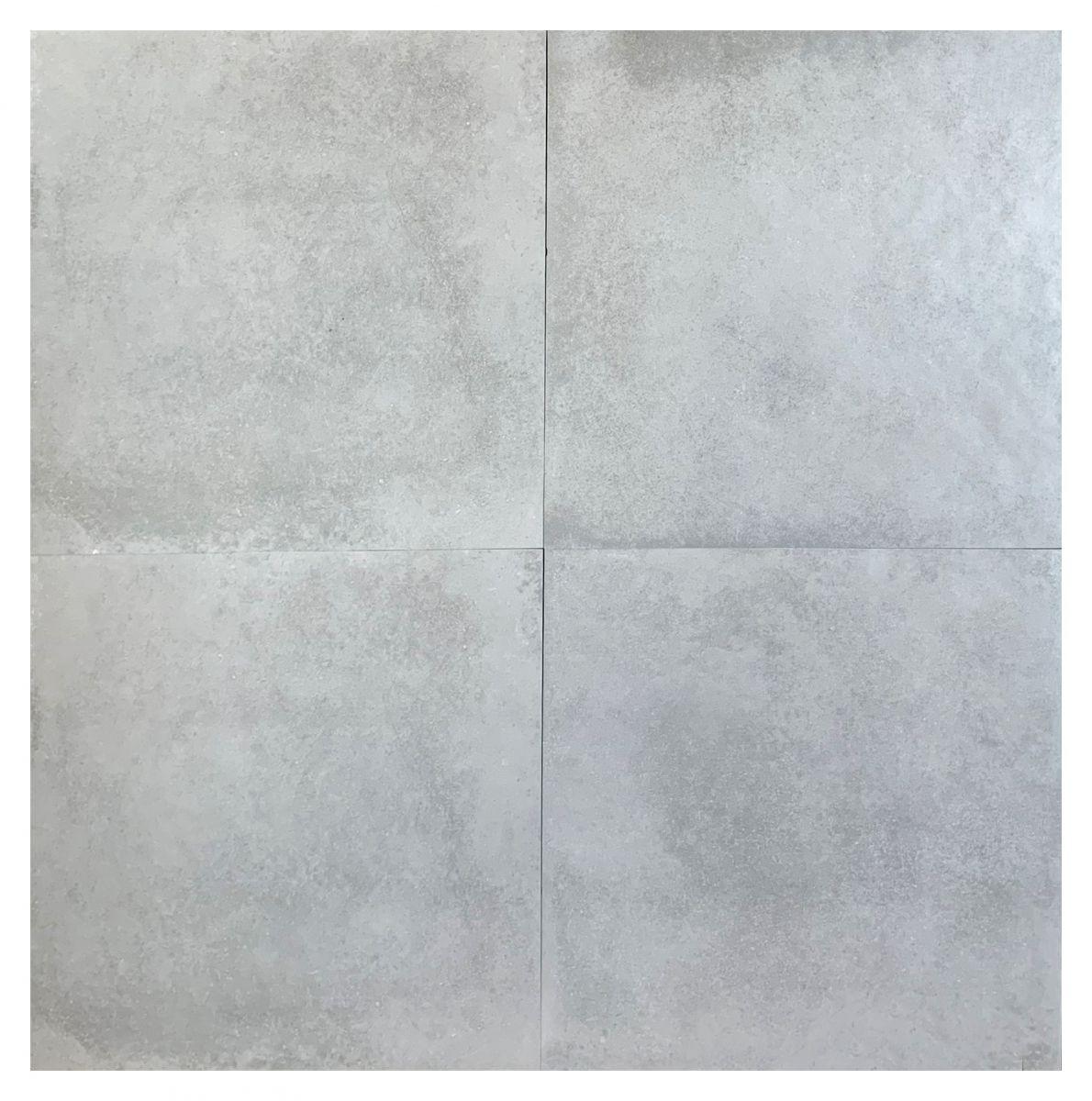 vloertegel 3060 cm betonlook fossiel grijs