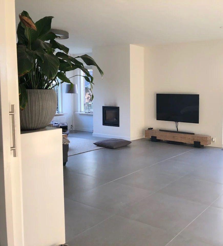 vloertegel 3060 cm betonlook grijs