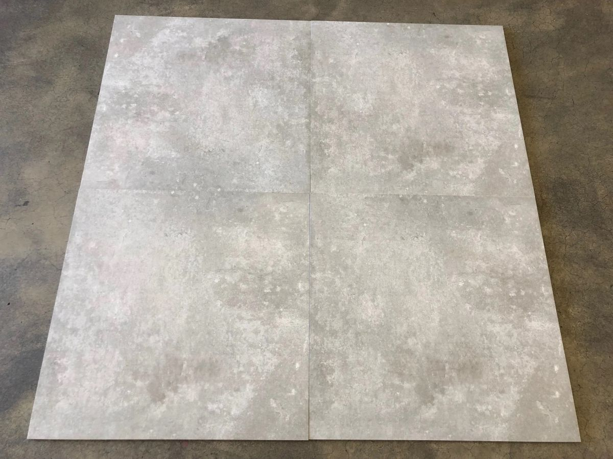 vloertegel 6060 cm reims grijs betonlook